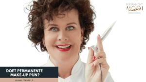 Dit is een een video van Janny Hanegraaf Permanent Mooi die vertelt meer over pijn tijdens een behandeling Permanente make-up