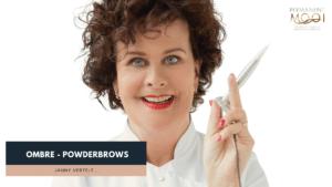 Dit is een video over ombre en powderbrows Janny Hanegraaf Permanent Mooi